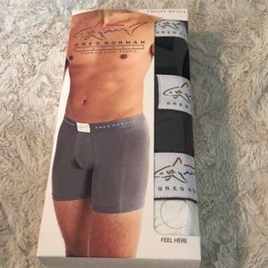 Greg Norman Pinnacle 3-pack Boxer Briefs Sz XXL